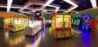 达州市通川区卡奇部落电玩店